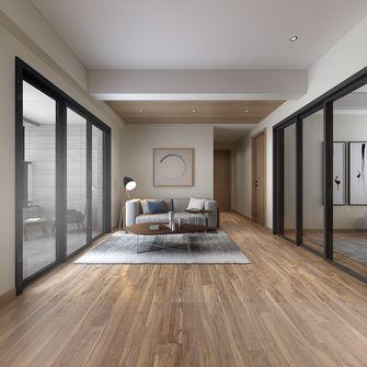 经济型140平米三室两厅北欧风格影音室欣赏图