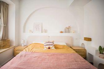 100平米四室一厅田园风格卧室图片大全