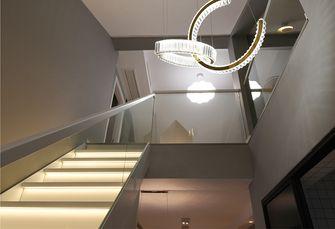 140平米复式混搭风格阁楼效果图