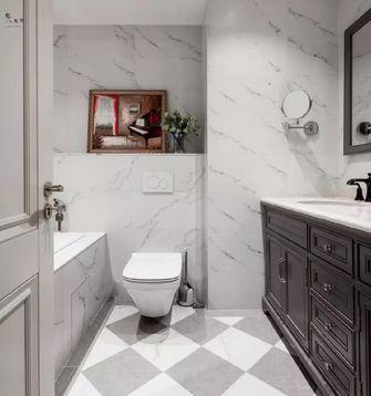 140平米四室两厅混搭风格卫生间装修效果图