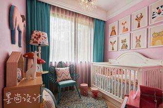 90平米三欧式风格儿童房装修图片大全