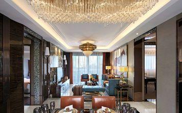130平米三室两厅宜家风格餐厅装修图片大全