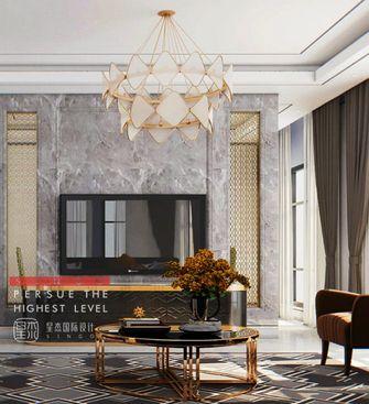 140平米别墅北欧风格客厅装修效果图