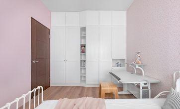 80平米三现代简约风格儿童房装修案例
