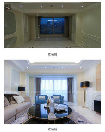 20万以上140平米四室两厅现代简约风格客厅装修效果图