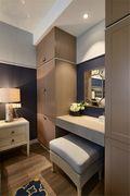 富裕型120平米三室一厅新古典风格梳妆台装修案例