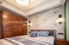 80平米中式风格卧室欣赏图