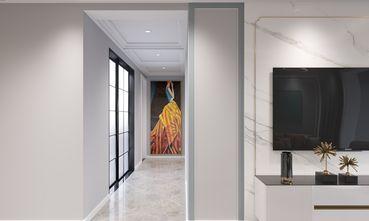 90平米新古典风格走廊图片