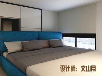 30平米小户型现代简约风格卧室装修图片大全