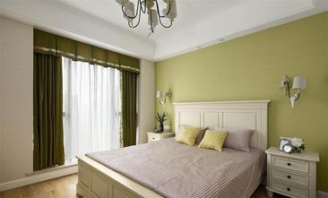 120平米三混搭风格卧室装修效果图
