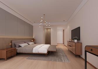 140平米四北欧风格卧室装修效果图