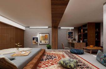 40平米小户型东南亚风格卧室图片