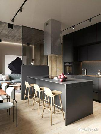 50平米一居室混搭风格餐厅装修图片大全