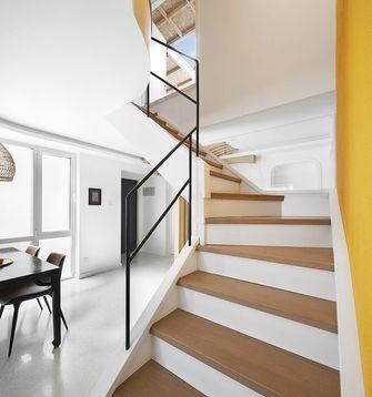 140平米四室两厅混搭风格楼梯间装修案例