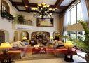 豪华型140平米别墅美式风格客厅沙发效果图