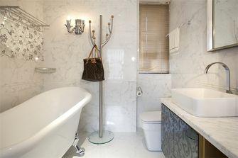 豪华型130平米三室一厅现代简约风格卫生间效果图