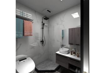 40平米小户型中式风格卫生间装修图片大全