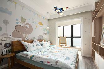 100平米现代简约风格儿童房装修图片大全