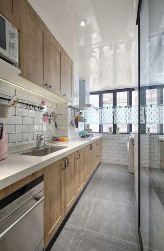80平米三室两厅宜家风格厨房图片大全