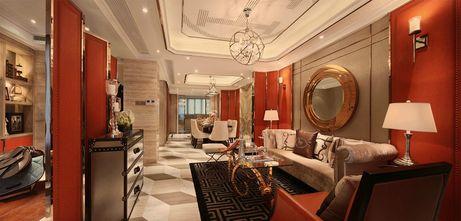 110平米新古典风格客厅欣赏图