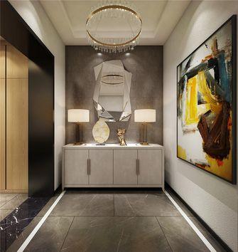 140平米别墅现代简约风格玄关装修效果图