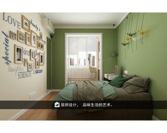 140平米三英伦风格卧室图片