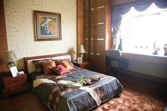 130平米复式东南亚风格卧室欣赏图