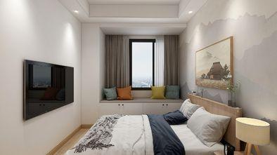 140平米四室两厅日式风格卧室欣赏图