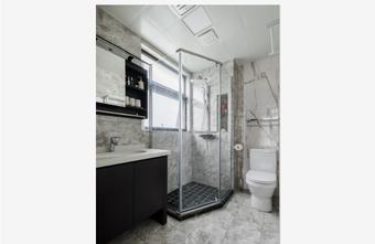 130平米三中式风格卫生间装修效果图