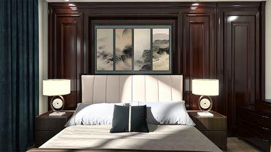 5-10万110平米三室一厅新古典风格卧室设计图