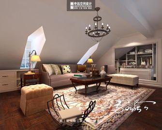 140平米别墅欧式风格阁楼欣赏图