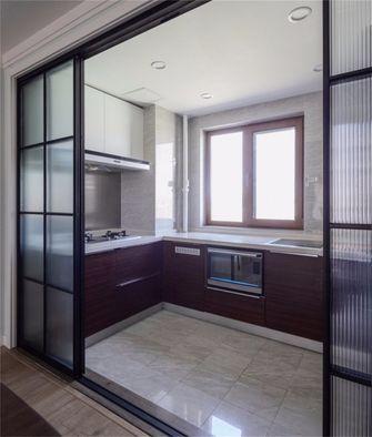 100平米三法式风格厨房装修案例