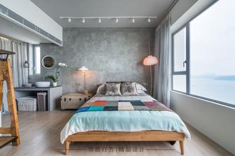 140平米四室两厅田园风格卧室装修图片大全