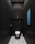 60平米公寓新古典风格卫生间装修效果图