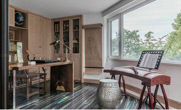 140平米四室三厅新古典风格书房欣赏图