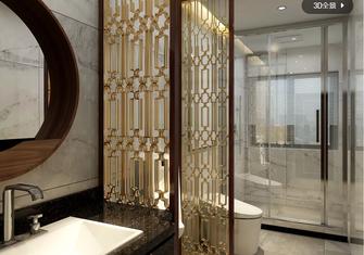 140平米四中式风格卫生间设计图