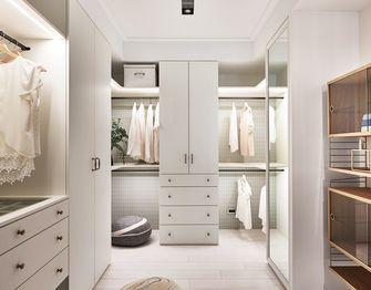 120平米三室两厅欧式风格衣帽间效果图