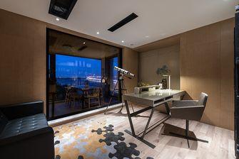 140平米别墅现代简约风格书房图