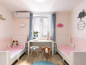 70平米一居室北欧风格儿童房图片