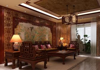 两房中式风格欣赏图