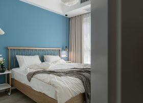 120平米三北歐風格臥室圖片