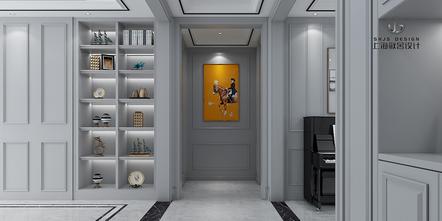140平米四室两厅美式风格走廊设计图