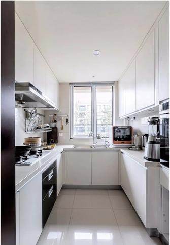 120平米三室两厅中式风格厨房欣赏图