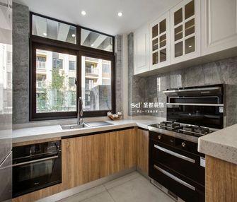 140平米四混搭风格厨房装修效果图