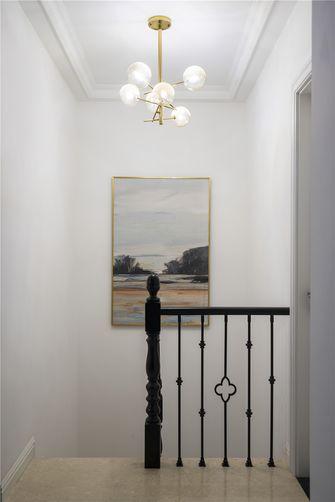 140平米四法式风格楼梯间欣赏图
