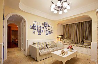 80平米公寓地中海风格客厅设计图