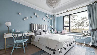 120平米复式现代简约风格儿童房装修案例