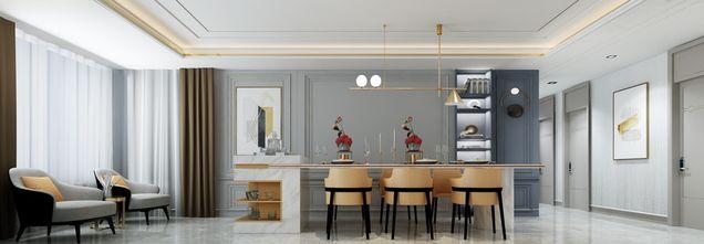 140平米四室三厅其他风格餐厅效果图