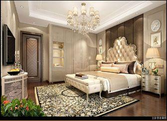 140平米四室一厅法式风格卧室图片