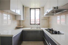 50平米北欧风格厨房欣赏图